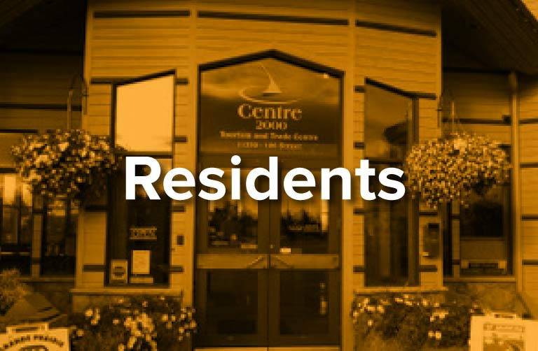 Services for Residents of Grande Prairie