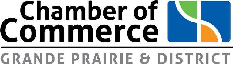 Grande Prairie and District Chamber of Commerce Logo