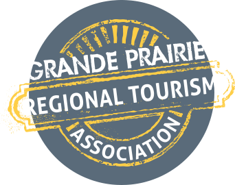 Grande Prairie Regional Tourism Association Logo