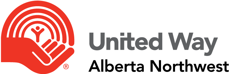 United Way Alberta Northwest Logo