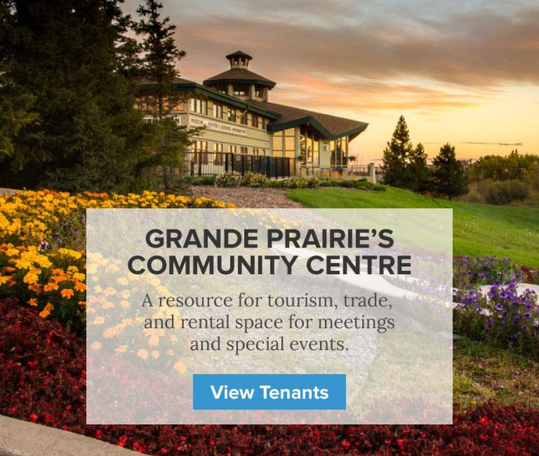 Tenants in Centre 2000 Grande Prairie