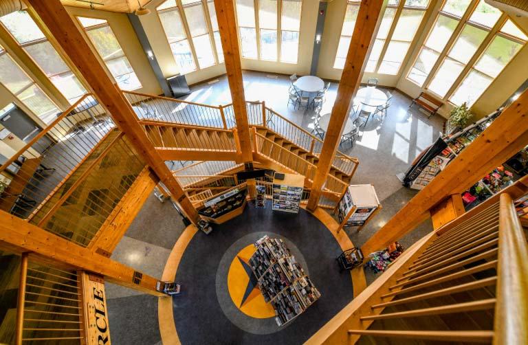 Centre 2000 Lobby