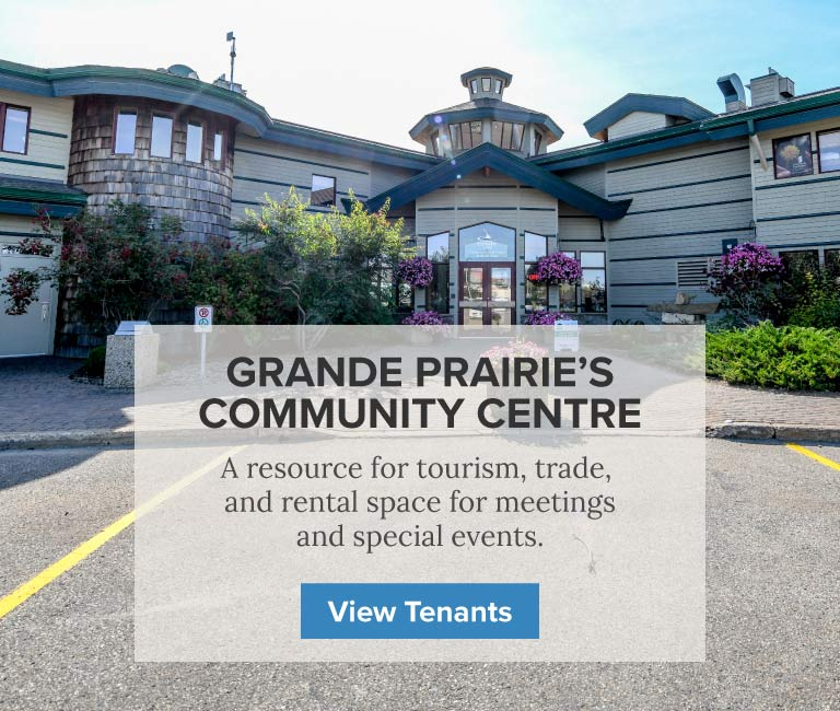 Tenants in Centre 2000 Grande Prairie